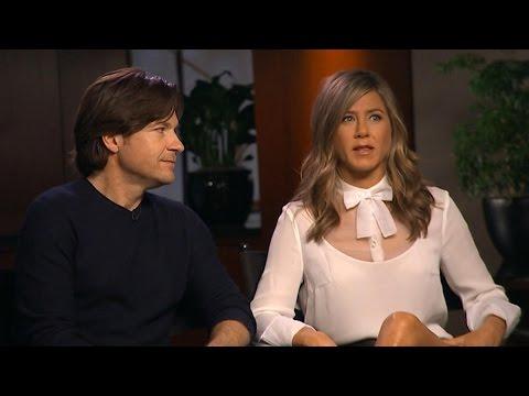 Horrible Bosses 2 Stars Jennifer Aniston Jason Bateman Dish About Being On Set