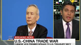 China has accused US of flouted trade talks