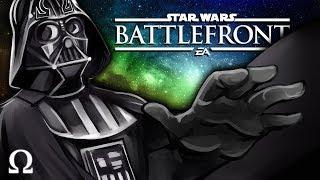 HEROES VS VILLAINS STAR WARS BATTLE! | Star Wars Battlefront 2 Multiplayer Ft. Cartoonz