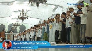 Qiyamullail Di Masjid Raya Baiturrahman