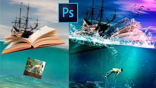 Tutorial Photoshop fotomontaje surrealista by Stiben Morales