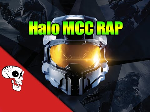 """Halo Master Chief Collection Rap by JT Music – """"Back in the Ring"""""""