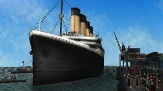 Titanic (1997) Opening Scene
