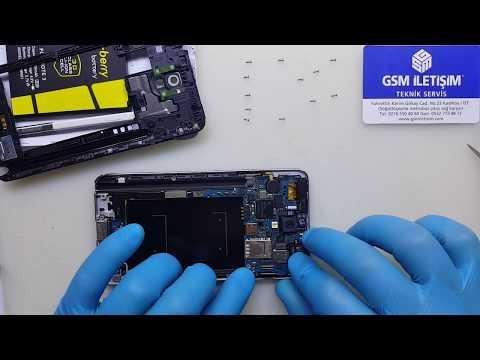Galaxy Note 3 Ekran Cam Değişimi Nasıl Yapılır