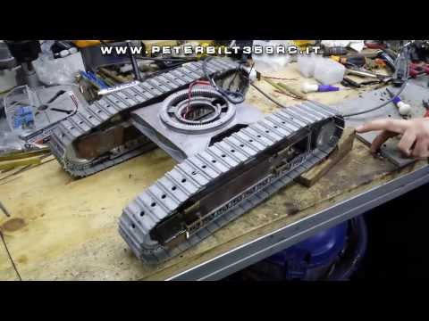 Excavator Hydraulic Komatsu PC800 RC 1 14 Test Crawler