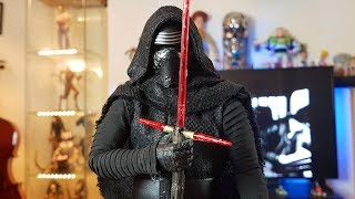 HOT TOYS KYLO REN THE FORCE AWAKENS STAR WARS 1/6 SCALE FIGURE