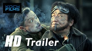RAILROAD TIGERS - Jackie Chan, Andy Lau - TRAILER (deutsch)