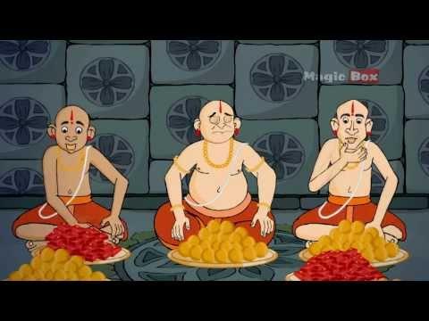 Samayalkaaranin Kavalai - Paramartha Guru In Tamil - Animation/Cartoon Stories For Kids