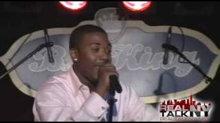 Ray J Performs One Wish With Akon On The Drums