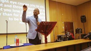 Apostle Kabelo Moroke 23 September 2018