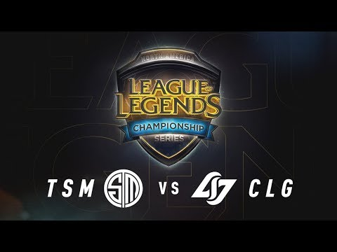 Xxx Mp4 TSM Vs CLG Week 9 Game 1 NA LCS Summer Split TSM Vs Counter Logic Gaming 2017 3gp Sex