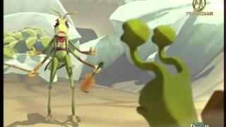 Pada Zaman Dahulu - Belalang & Semut