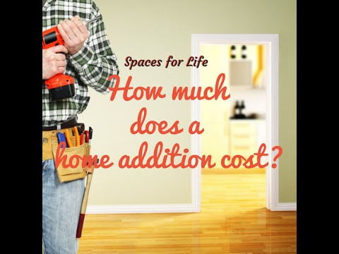 Xxx Mp4 How Much Does A Home Addition Cost Spaces For Life By Lance McCarthy 3gp Sex