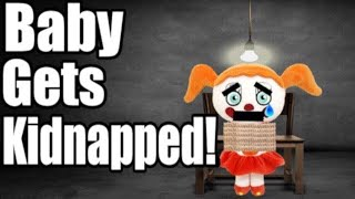 FNAF Plush - Baby Gets Kidnapped!