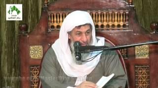 شرح كتاب بداية المجتهد ونهاية المقتصد (98) للشيخ مصطفى العدوي 5-2-2017
