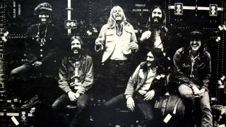 Allman Brothers Live At The Fillmore East