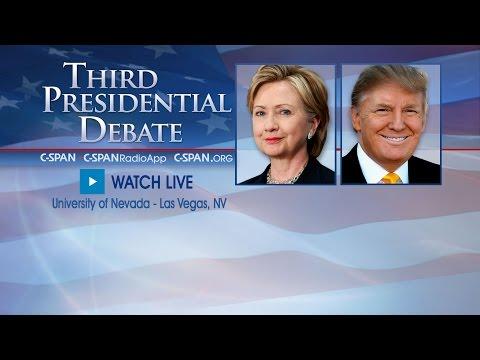 Xxx Mp4 LIVE Third Presidential Debate C SPAN 3gp Sex
