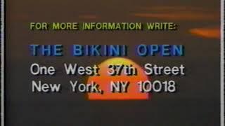 Bikini Open 2 Summary and winner Pamela Paulshock