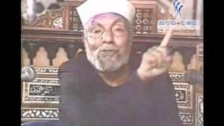13- تفسير سورة  طه- الآية ( 105 -- 114 ) - الشيخ متولي الشعراوي
