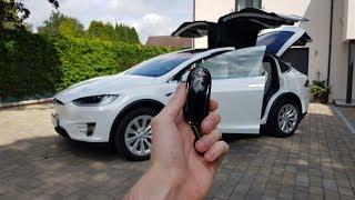 2017 Tesla Model X P100D Ludicrous: In-Depth Exterior and Interior Tour!
