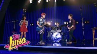 Simón, Nico, Pedro e Flor cantam Un destino - Momento Musical (com letra) - Sou Luna