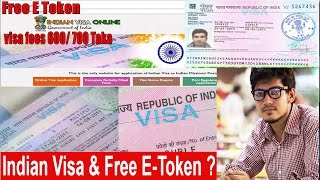 Indian visa online application A to Z with free E-token