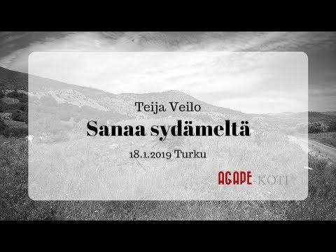 Xxx Mp4 Sanaa Sydämeltä Teija Veilo 18 1 2019 3gp Sex