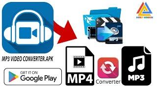 "MP3 Video Converter Audio ""Mp3 Video Converter Apk Android"