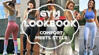 UPDATED Gym Haul/ Lookbook Try On | Forever 21 | Better Bodies | Aim'n | Bombshell | LuLuLemon