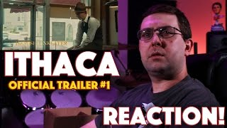 REACTION! Ithaca Official Trailer #1 - Meg Ryan Movie 2016