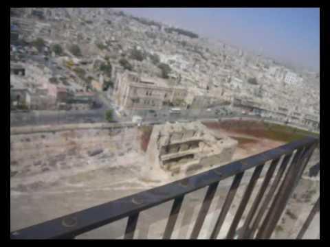 Syria 2009 The Castle of Aleppo
