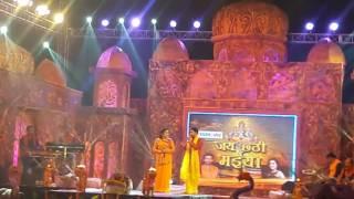 Nirhua and amrpali live show