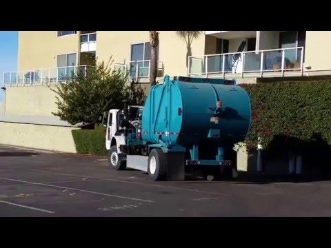 City of Santa Monica: Garbage Trucks