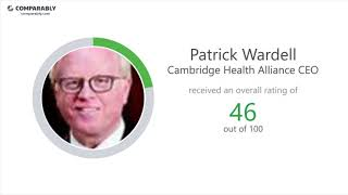 Cambridge Health Alliance Employee Reviews - Q3 2018