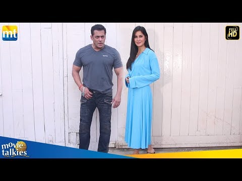 Xxx Mp4 Salman Khan With His HOT GF Katrina Kaif At Bharat Promotion In Mehboob Studio 3gp Sex