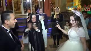 عروس قمر 14 وعريس وسيم هاتك يا رقص في بداية زفافهم