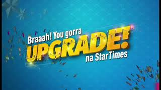 Upgrade your kids entertainment this Christmas with StarTimes!