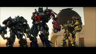 Optimus Prime leadership speech