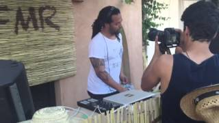 Ray Okpara @ Fmr Experience (Mobilee pool session, Marrakech) 30-04-16 part.1