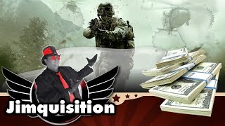 A Bitter Post-Mortem Of Modern Warfare Remastercarded (The Jimquisition)