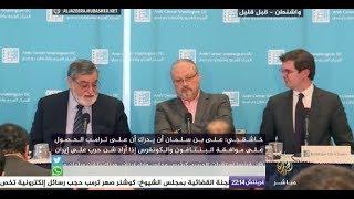 شاهد خبايا ما يحدث في السعودية مع الكاتب الصحفي  جمال خاشقجي