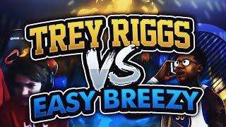 I PULLED UP ON 2s!! SQUEAKER BATTLES • TREY vs EASY BREEZY • SOMEONE GOT EXPOSED😈😱 NBA 2K17