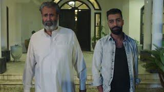 مسلسل الخطايا العشر - حلقة 25 - عبد الله يوجه اسئلة محرجة لوالده