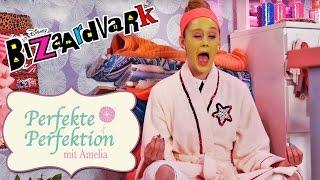 "Perfekte Perfektion mit Amelia ""Gesichtsmaske"" | Bizaardvark im Disney Channel"