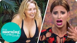 I'm A Celeb Gossip - Carol's Curves, Beardy Ant And Spice Girl Approved Singing | This Morning