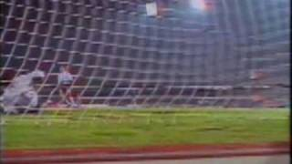 Argentina x Itália Copa 90 Decisão por pênaltis SBT / Italy x Argentina 1990 Penalty Shootout