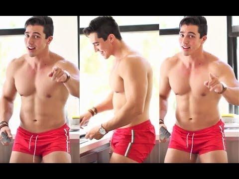 Xxx Mp4 MEN Magnifique Rodrigo Romeh Cooks Breakfast And Serves Us Oozing Hotness 3gp Sex