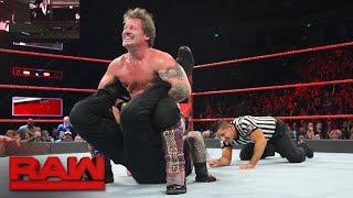 Roman Reigns vs. Chris Jericho - United States Championship Match: Raw, Dec. 5, 2016