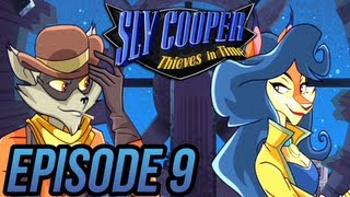 Sly Cooper Thieves in Time (Sly 4) - Episode 9