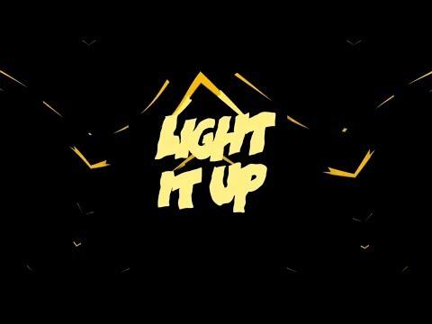 Major Lazer - Light It Up (feat. Nyla) (Official Lyric Video) Mp3